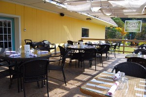 Ourdoor Patio | Eighty Acres Kitchen & Bar