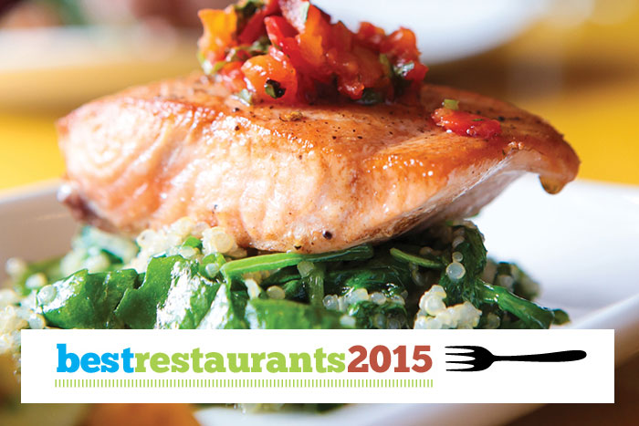 Pittsburgh's Best Restaurants 2015 | Eighty Acres Kitchen & Bar