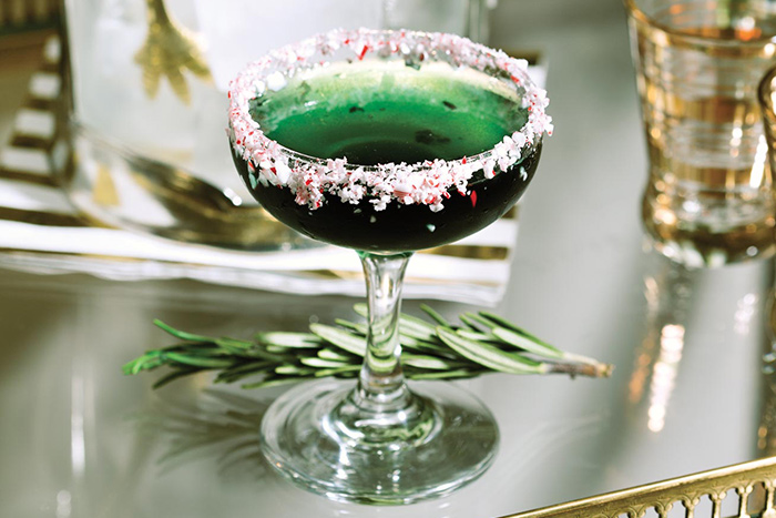 Elf's Guity Pleasure Cocktail