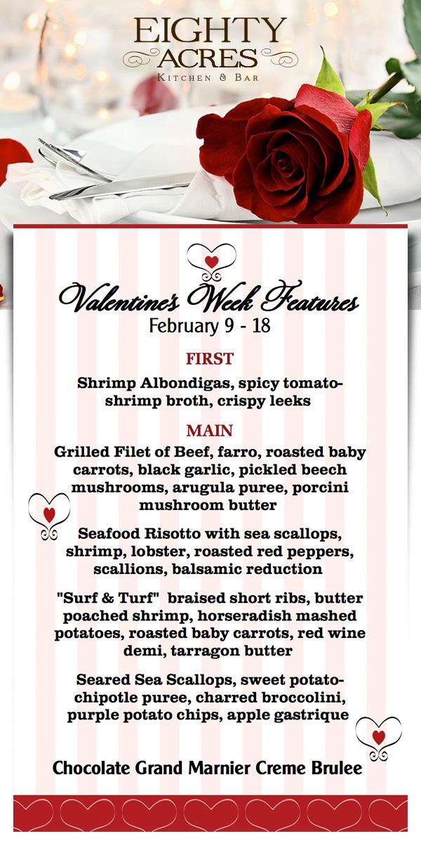 Valentine's Week Features